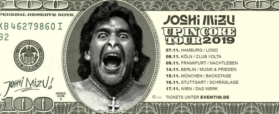 Joshi Mizu IBB Booking Agentur GmbH